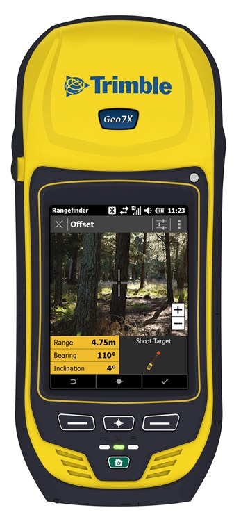 Trimble GeoExplorer 7